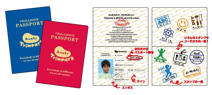 ATPチャレンジパスポート